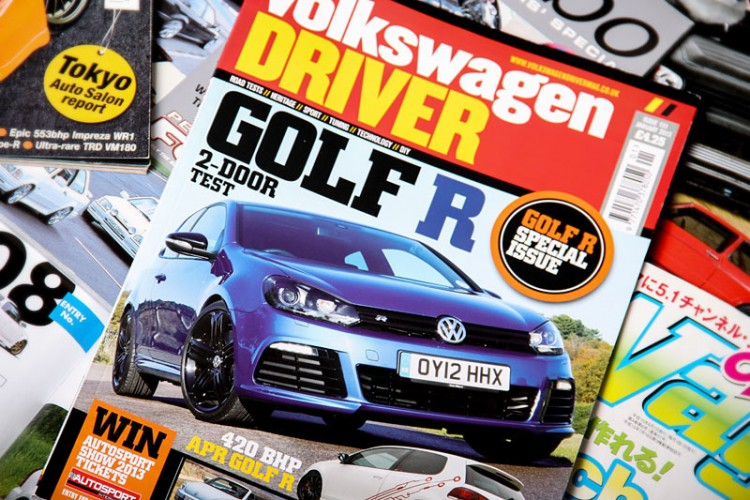 PR: VW Driver Magazine June Issue